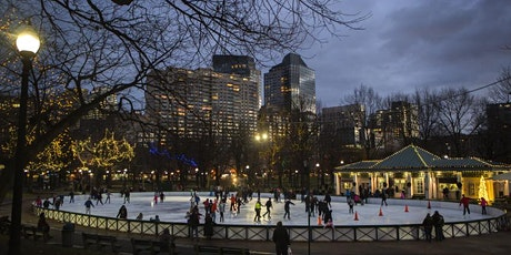Ice Skating on The Common tickets
