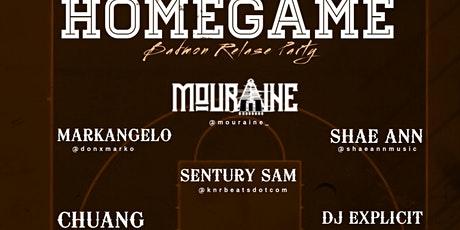 HomeGame  - Badmon Release Party tickets