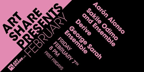 Art Share Presents: February tickets