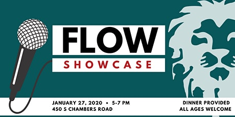 FLOW Showcase tickets