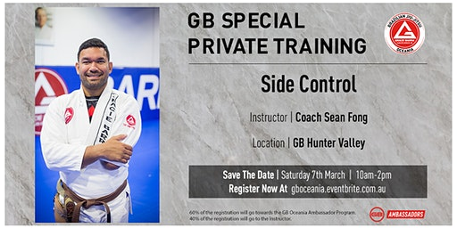 GB Special Private Training at GB Hunter Valley