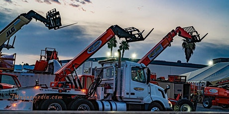 MEWPs Training and Certification for Telehandlers / Reach Forklifts  tickets
