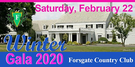 Forsgate CC ~ Winter Dance Party & Social with Salsa Lesson ~ Singles & Couples  200222 Lmod tickets