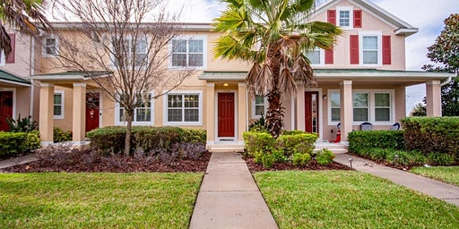Lake Nona Townhome Open House