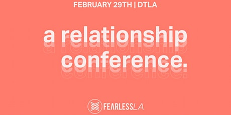 A Relationship Conference. tickets