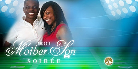 2020 Mother-Son Soiree by GoByk tickets