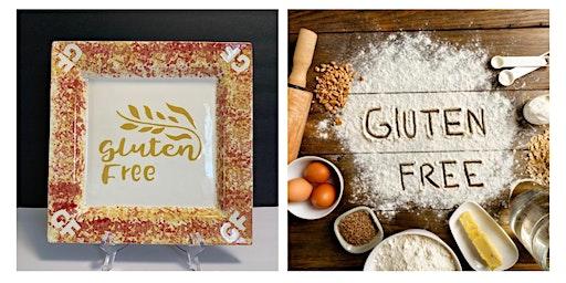 Paint-Your-Own Gluten Free Platter