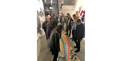 """Meet the Curator: A Guided Tour of """"Performance, Protest & Politics: The Art of Gilbert Baker"""""""