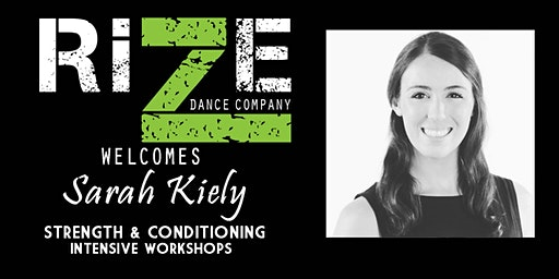 Intensive Strength and Conditioning with Sarah Kiely