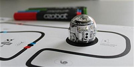 Ozobots and Spheros, Ages 5-12, FREE tickets