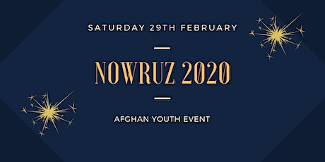 Afghan Youth - Nowruz Event tickets
