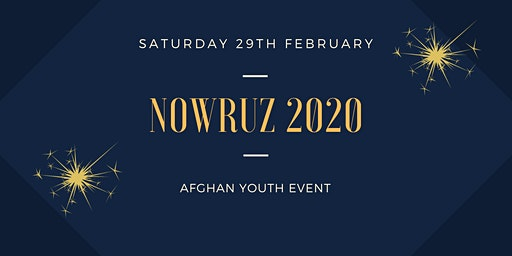 Afghan Youth - Nowruz Event