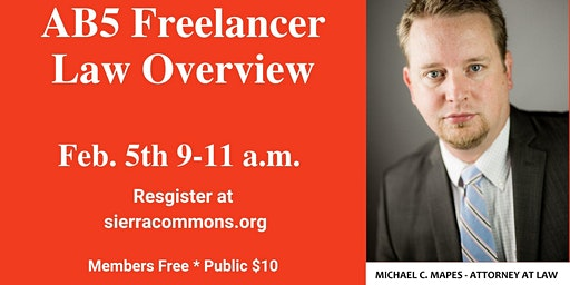 AB 5 Freelancers Law Overview
