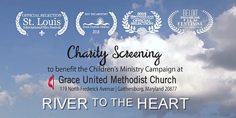River To The Heart- Charity Film Screening tickets