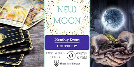 New Moon Monthly Luna Luxe Event tickets