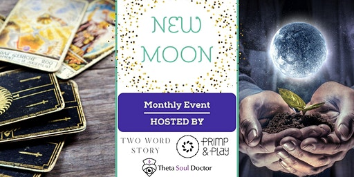 New Moon Monthly Luna Luxe Event