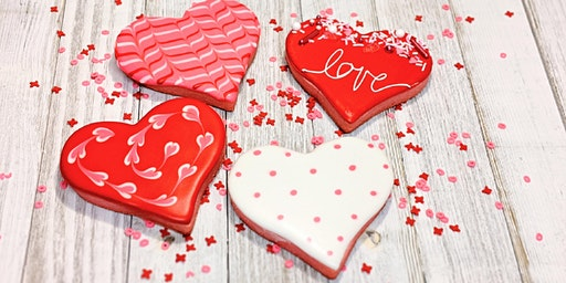Valentine's Day Cookie Decorating Class