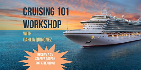 Cruising 101: Your questions answered tickets