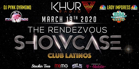 The Rendevous Showcase tickets