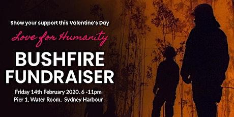 Love for Humanity Bushfire Fundraiser tickets