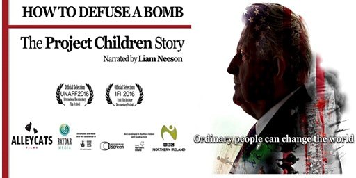 An Evening with Denis Mulcahy - Screening:  How to Defuse a Bomb, 2/27/20