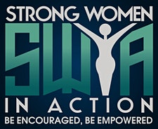 Strong Women In Action logo