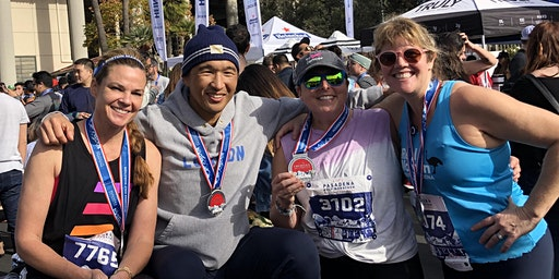 Team 'Brave Like Gabe' Fundraiser celebrating Phil Shin