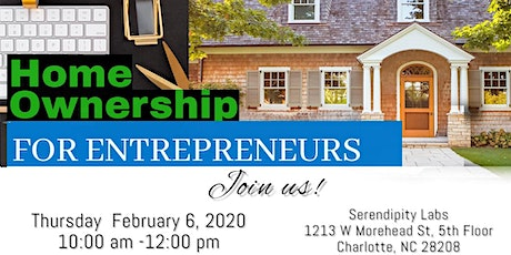 Home Buyer Event: Home Ownership for Entrepreneurs | What You Need to Know tickets