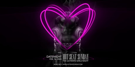 Hot Seat Sunday Presents: Date Night tickets