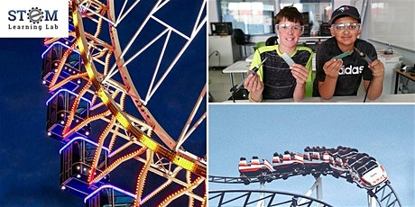Summer Camp: Theme Park Engineering & Design: Grade 6-9: CALGARY tickets