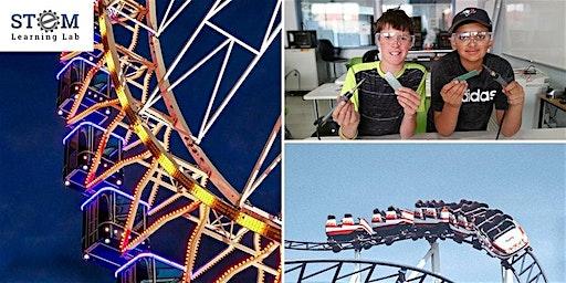 Summer Camp: Theme Park Engineering & Design: Grade 6-9: CALGARY