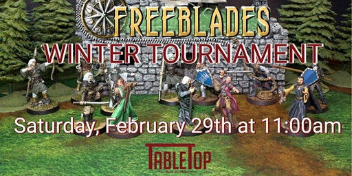 Freeblades Winter Tournament