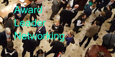 Award Leader Networking Event tickets