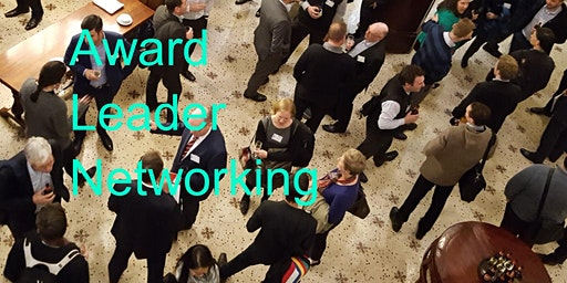 Award Leader Networking Event