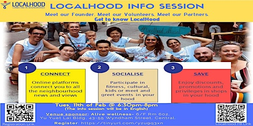 Local Hood Info Session
