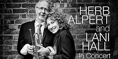 HERB ALPERT AND LANI HALL tickets