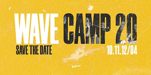 WAVE CAMP 20