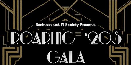 BITSOC Roaring 20's Gala tickets