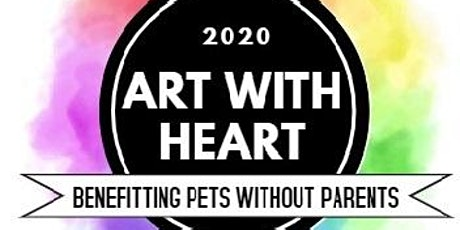 Art With Heart benefitting Pets Without Parents tickets