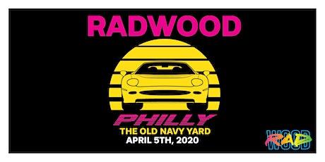 RADwood Philly 2020 - 1980s/1990s Car Show tickets