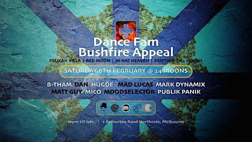 Dance Fam - Bushfire Appeal