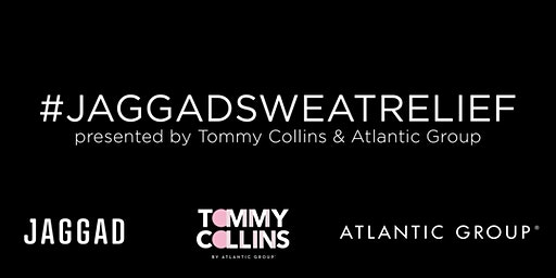 #JAGGADSWEATRELIEF | Workout presented by Tommy Collins and Atlantic Group