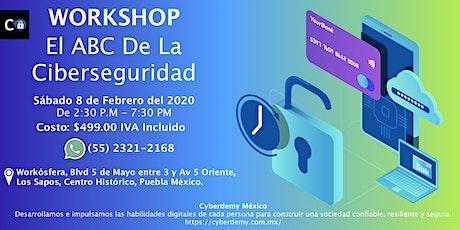 Workshop: El ABC De La Ciberseguridad boletos