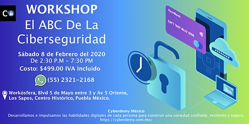 Workshop: El ABC De La Ciberseguridad