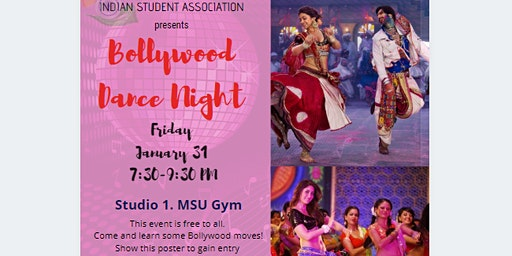Bollywood Dance Night
