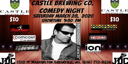 Comedy Night at the Castle!