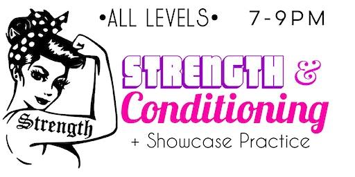 Sunday 2/16-- All Levels