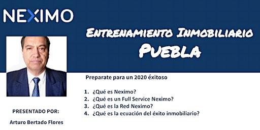 Entrenamiento Inmobiliario - Puebla