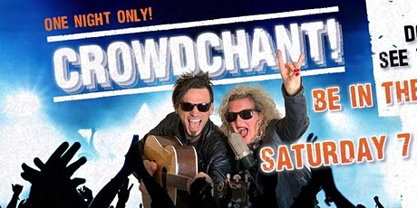 CROWDCHANT tickets