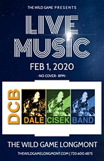 Dale Cisek LIVE at The Wild Game! tickets